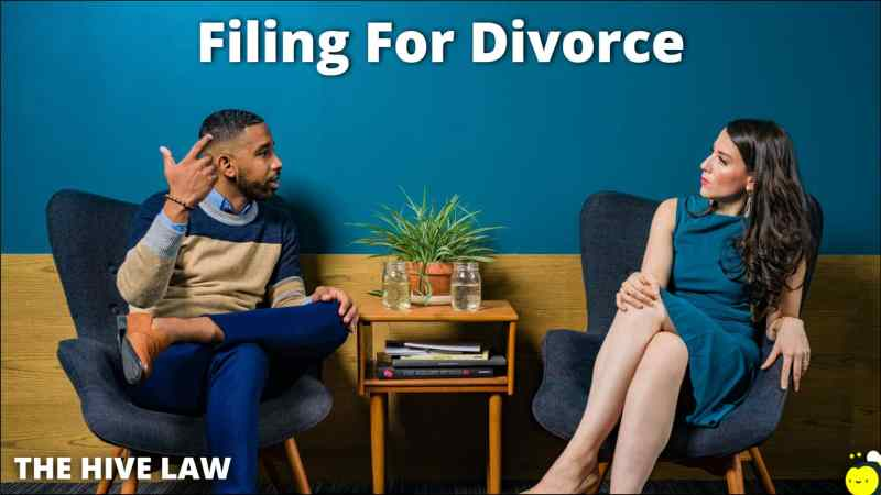 Filing For Divorce - How To File For Divorce - File For Divorce - How Do I File For Divorce