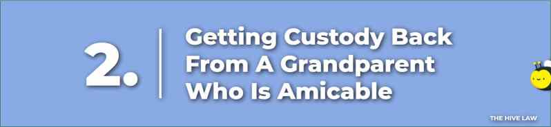 How To Get Custody Back - How To Get Custody Back From Grandparents