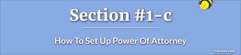 How To Set Up Power Of Attorney - How Do I Get Power of Attorney - How to Get Power of Attorney - Power Of Attorney Georgia