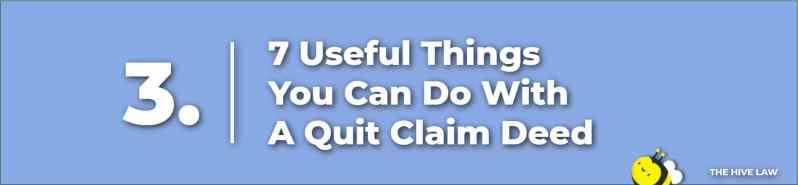What Is A Georgia Quit Claim Deed For - Quit Claim Deed Georgia - Quitclaim Deed Georgia