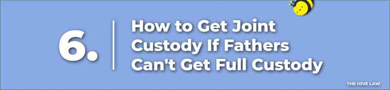 how to get joint custody - father filing for full custody - father trying to get full custody - how can dads get full custody