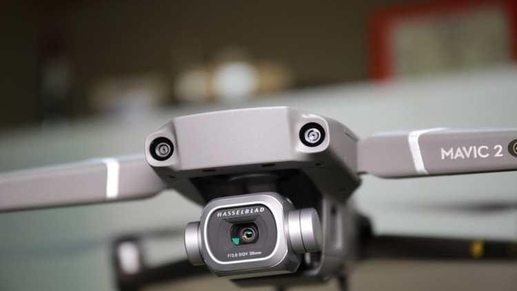 Mavic 2 pro hasselblad 20mp camera