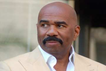 Steve harvey cover