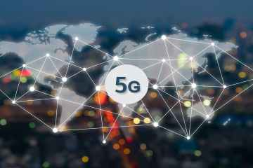 5g technology cover
