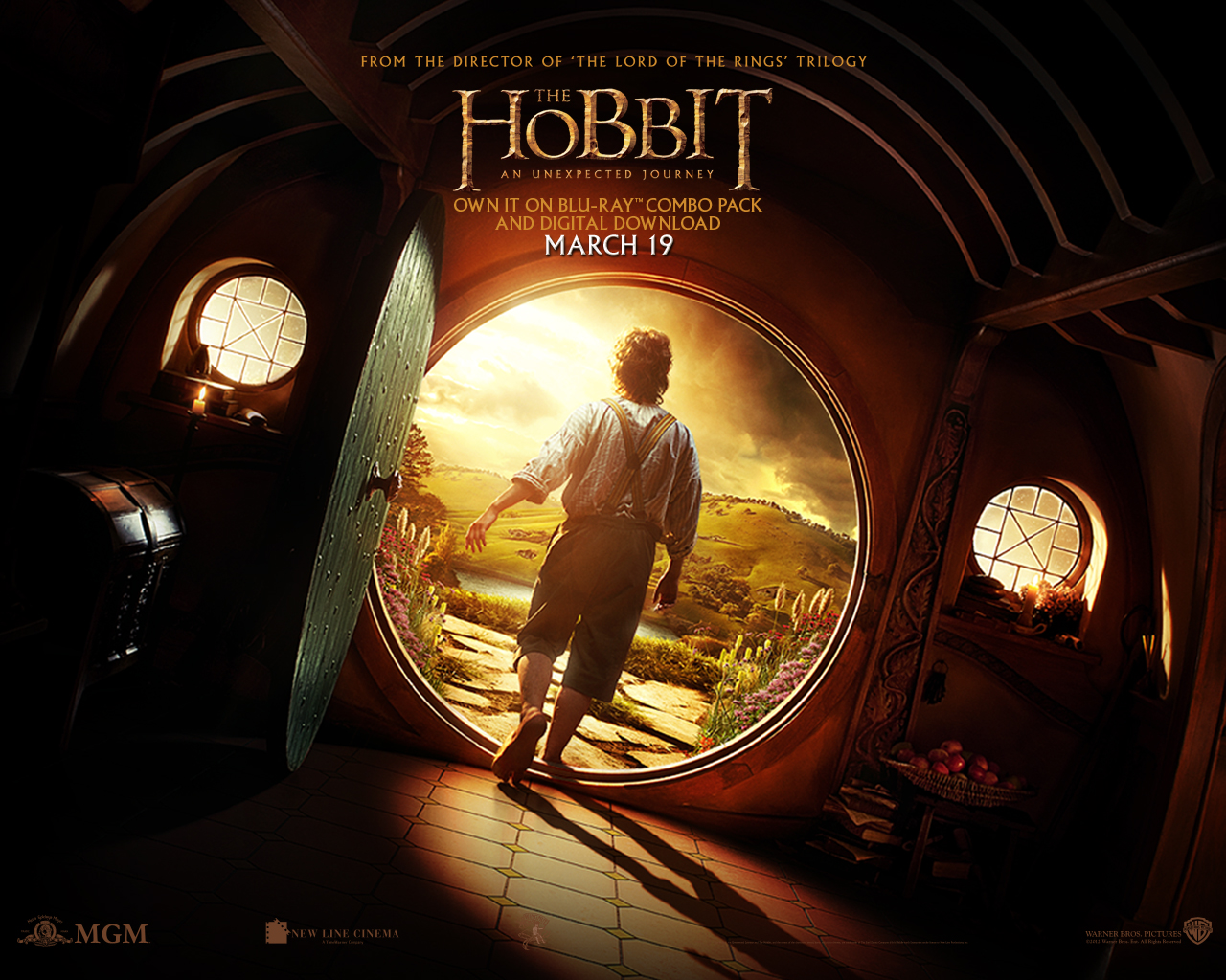 hobbit movie poster