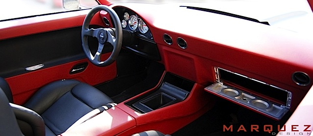 Custom 69 camaro interior parts for Aftermarket car interior parts