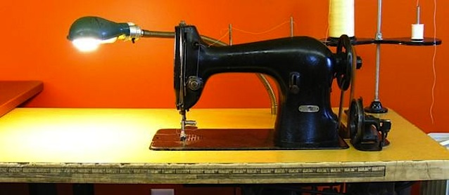 Car Upholstery Sewing Machine