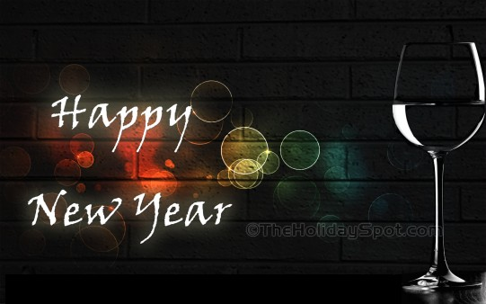 file new year screensavers