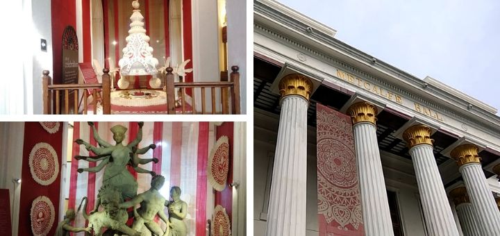 মেটকাফ হল মিউজিয়াম | ভারতের পশ্চিমবঙ্গের কলকাতার নতুন দর্শনীয় স্থান