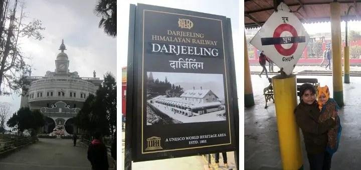 Kurseong to Darjeeling travel guide from Kolkata