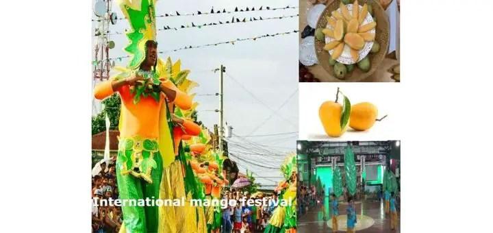 10 National International mango festival day celebration 2021