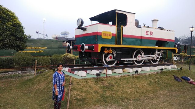 regional railway museum howrah west bengal