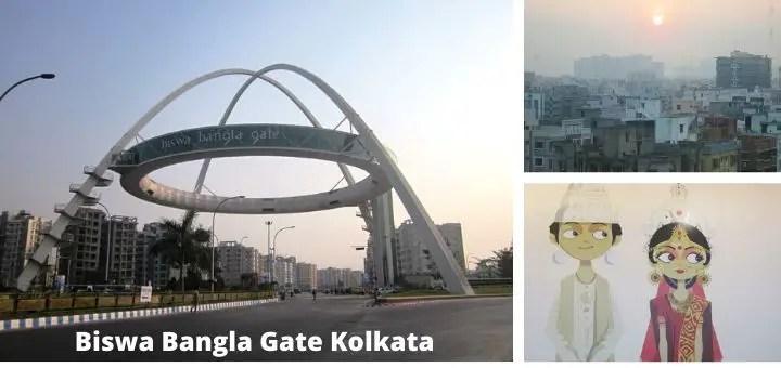 Biswa Bangla gate New town | Hanging restaurant Kolkata  2021 update