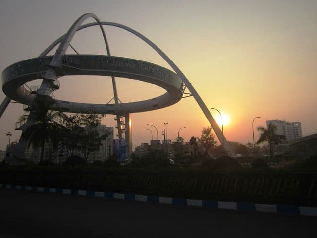 Kolkata biswa bangla gate