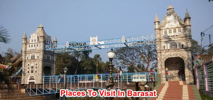Places to visit in Barasat railway station | Hastings house | Hatipukur park