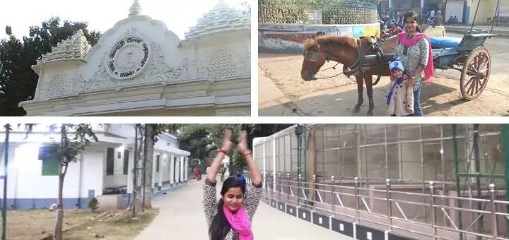Sri Sri Anukul Thakur ashram Deoghar Jharkhand | My Satsang story