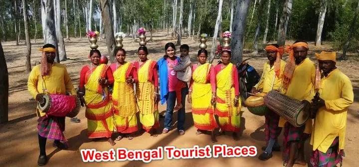 West Bengal Tourist Places