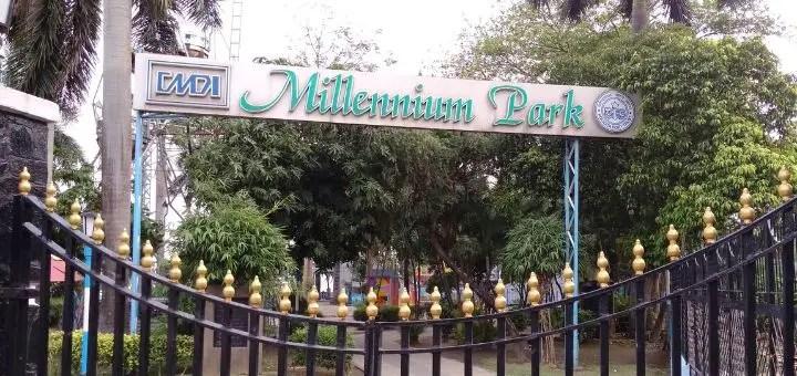 Millennium park Kolkata