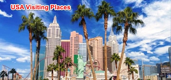 USA Visiting Places