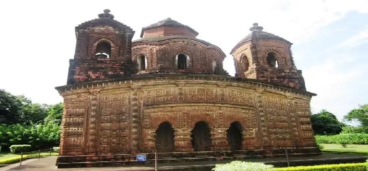 Shyam rai temple Bishnupur