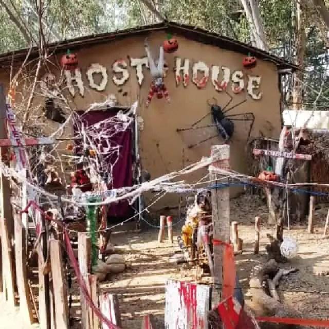 EOD Adventure Park ghost house