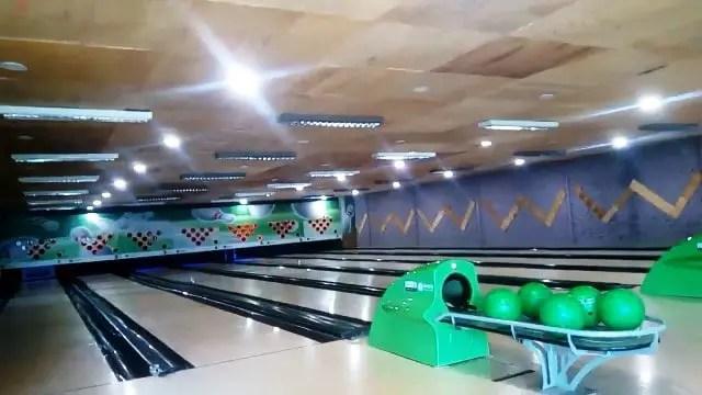 EOD adventure park Bowling Game
