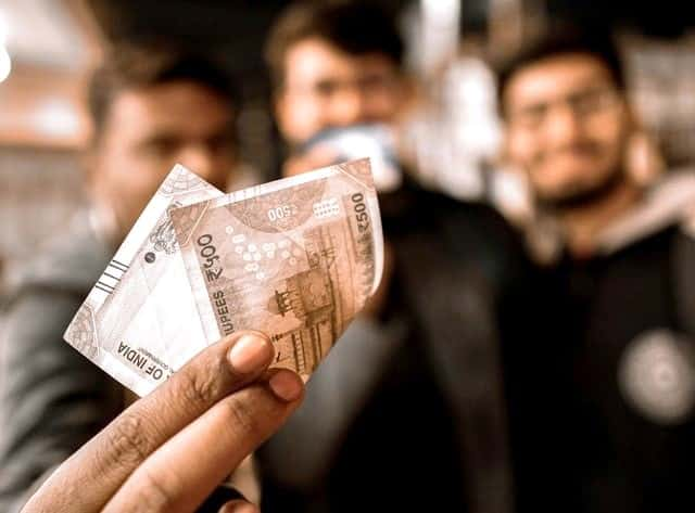 Tipping in India