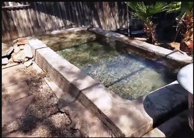 El Dorado Hot spring