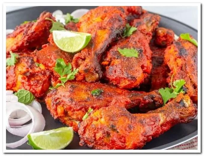 tandoori chicken masala tikka
