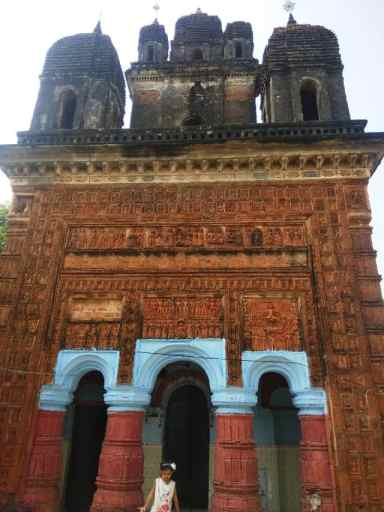Ghurisha Terracota temple
