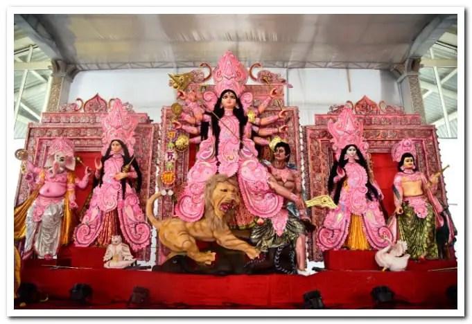 Navi Mumbai Bengali Association Durga Puja