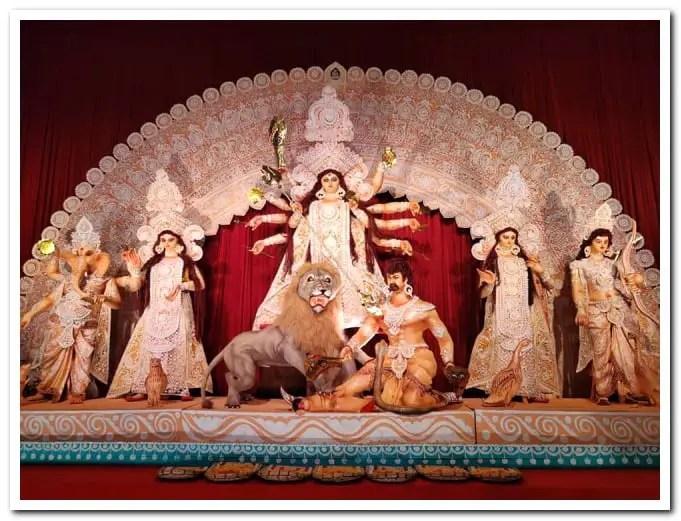 Powai Bengali Welfare Association Durga Puja in Mumbai