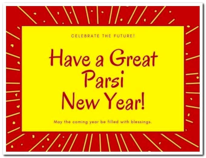 When is Navroz Parsi New Year 2021?
