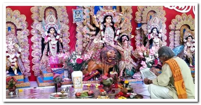 Milton Keynes Ananda Club Durga Puja United Kingdom