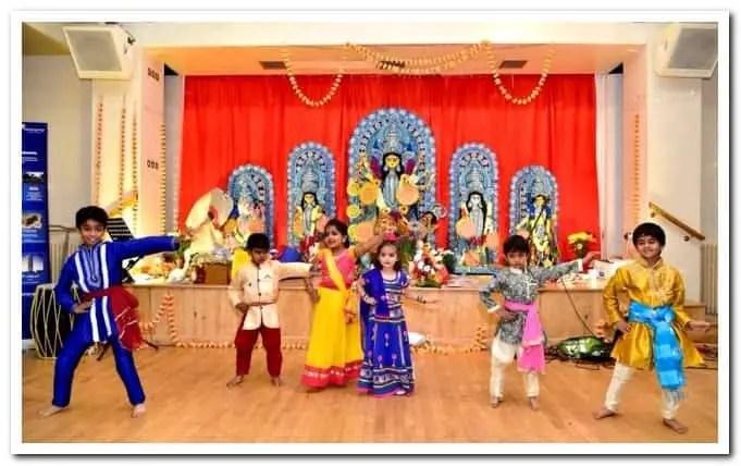 UTSAB - London Bengali Association Durga puja Orpington