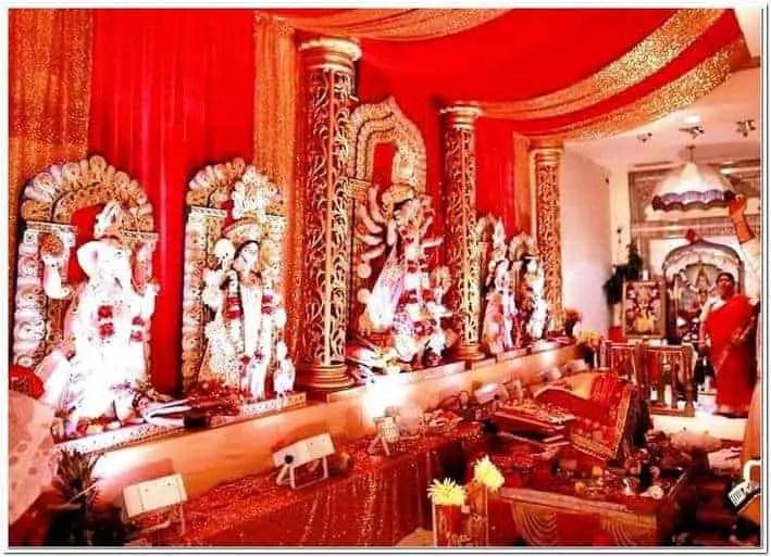 Bangladesh Hindu Mandir Flushing New York durga puja