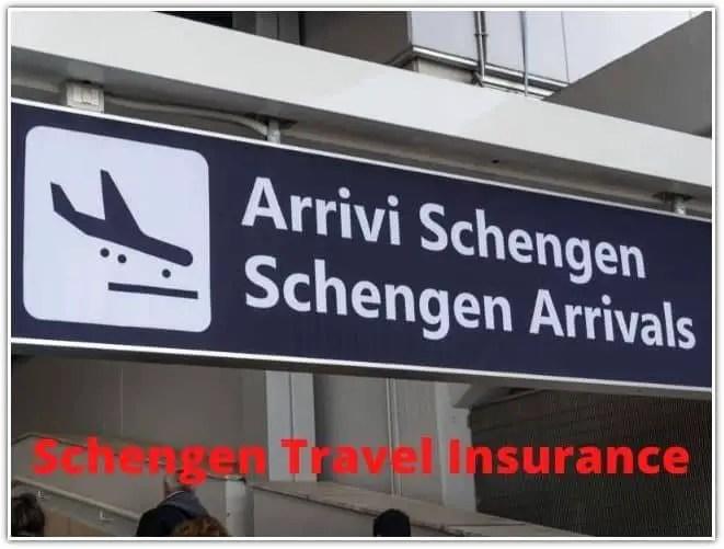 Schengen Travel Insurance