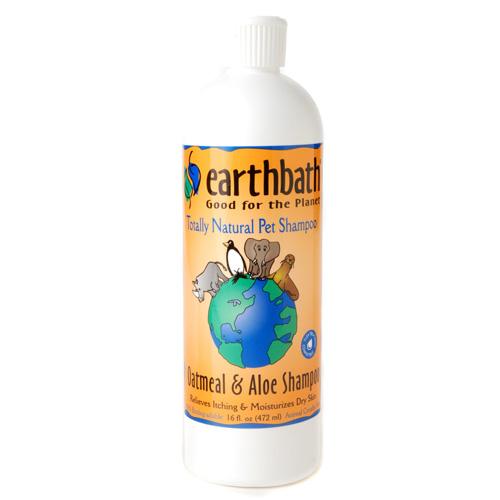 Oatmeal & Aloe Shampoo