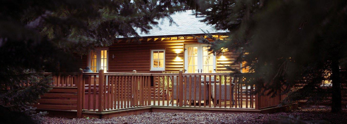 Forest Log Cabins Amp Luxury Lodges UK Cheshire Forest Holidays