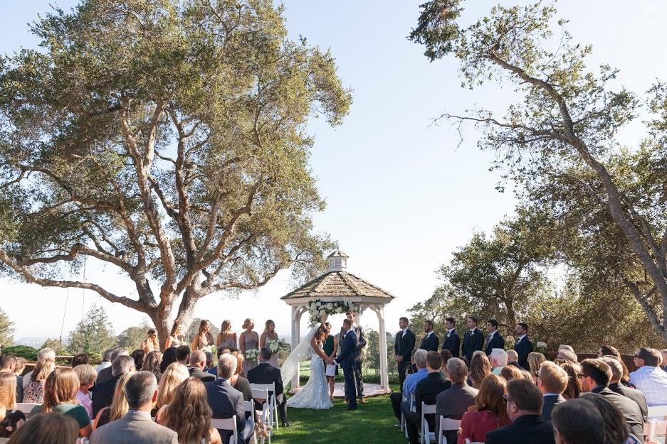 Hollins House Wedding Ceremony