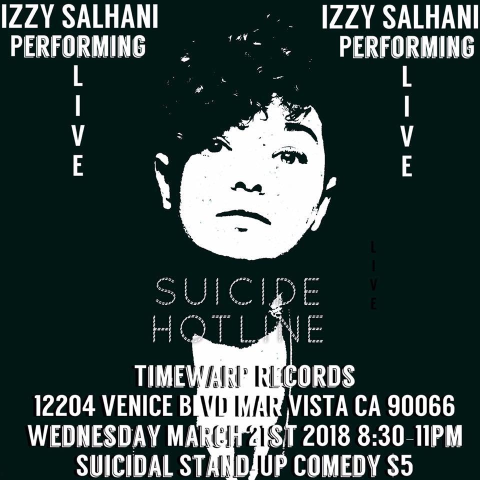 Suicide Hotline Comedy Show