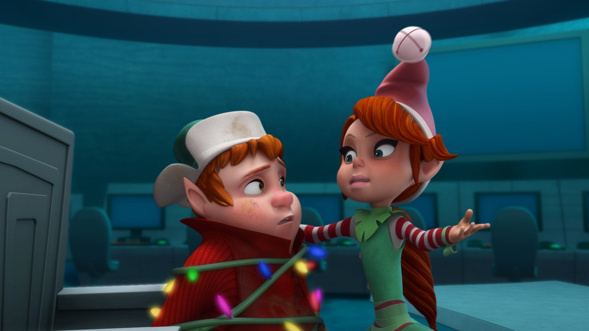 Time Traveling Elf Movie