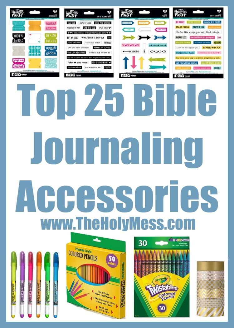 Top 25 Best Kylie Jenner Lip Kit Ideas On Pinterest: Top 25 Bible Journaling Accessories