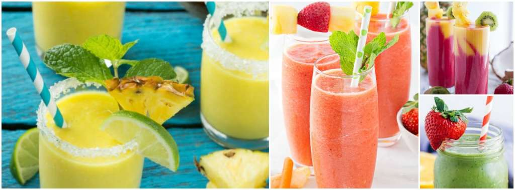 15 Healthy Smoothie Recipes|The Holy Mess