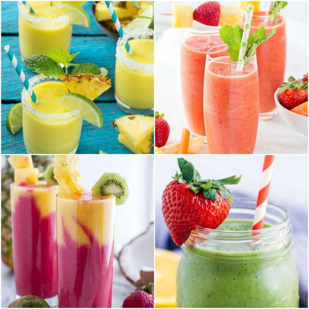 15 Healthy Smoothie Recipes
