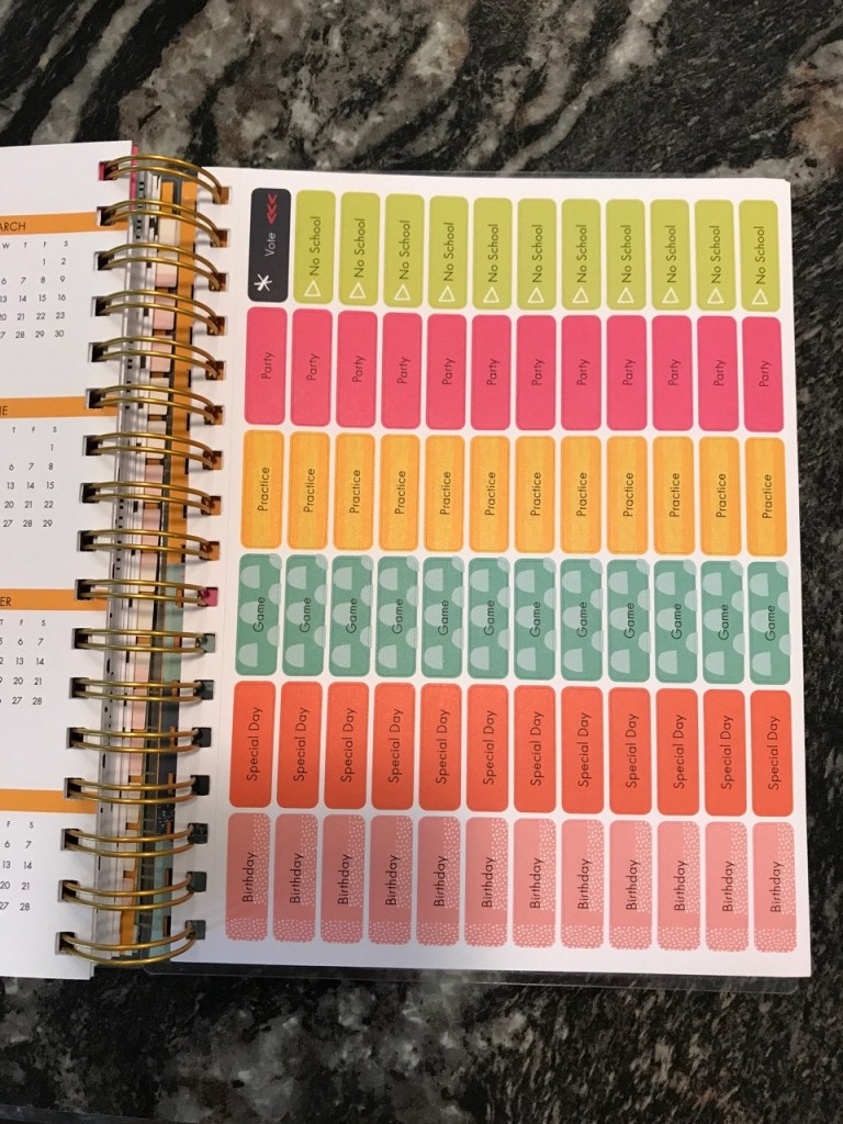 DaySpring Agenda Planner