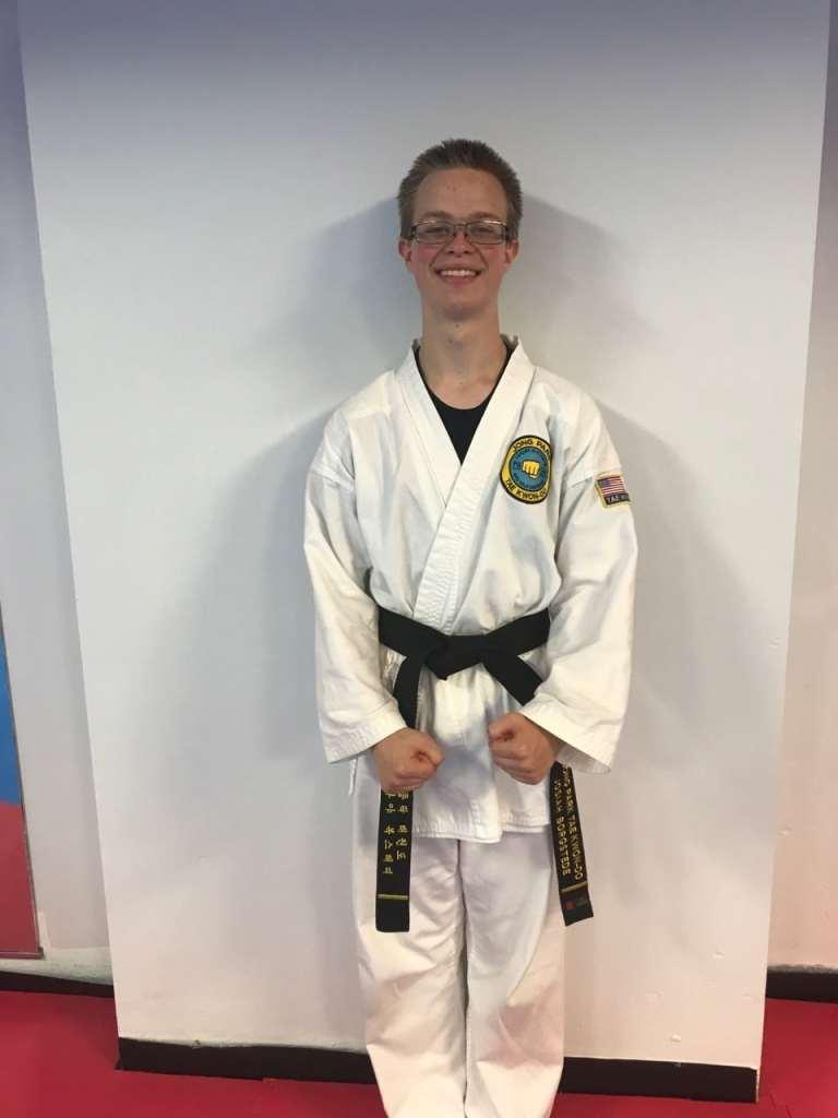 Josiah Black belt