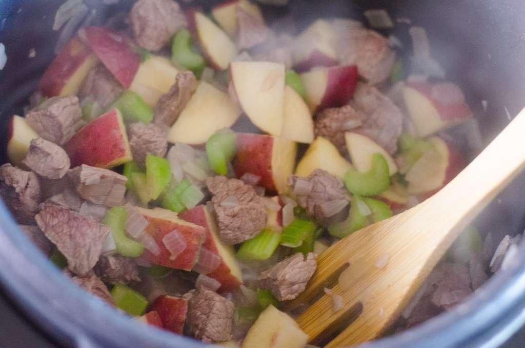 Instant Pot beef