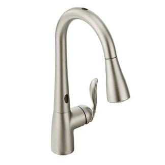 Moen 7594ESRS Touchless Kitchen Faucet
