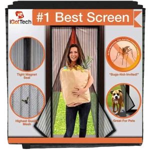 igottech magnetic screen door